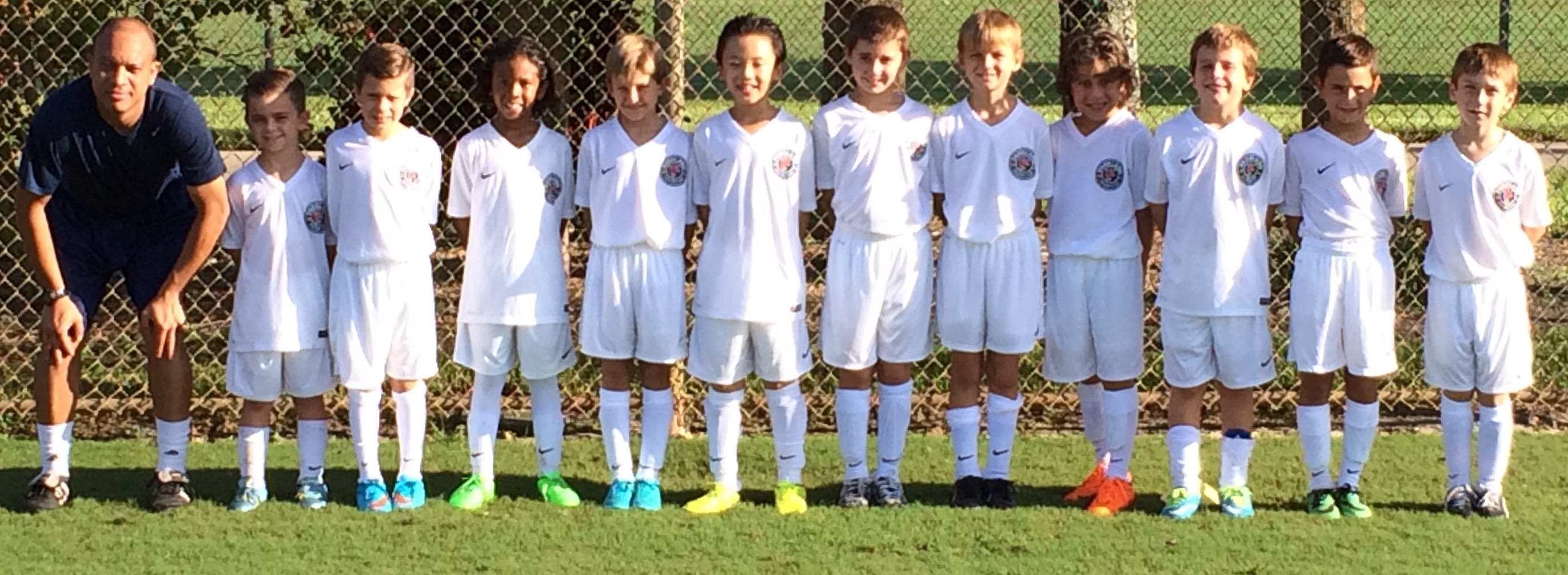 U9 Boys White Team